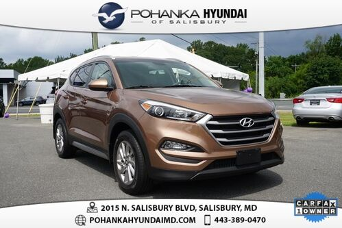 2017_Hyundai_Tucson_SE **ONE OWNER**CERTIFIED**_ Salisbury MD