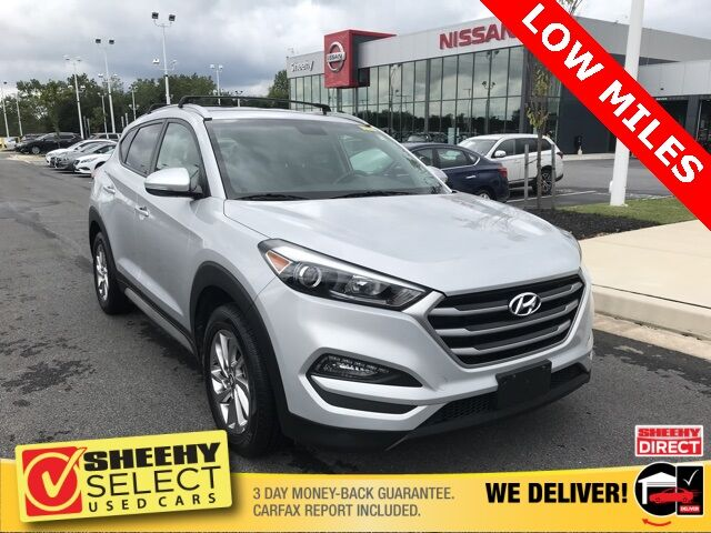 2017 Hyundai Tucson SE Plus White Marsh MD