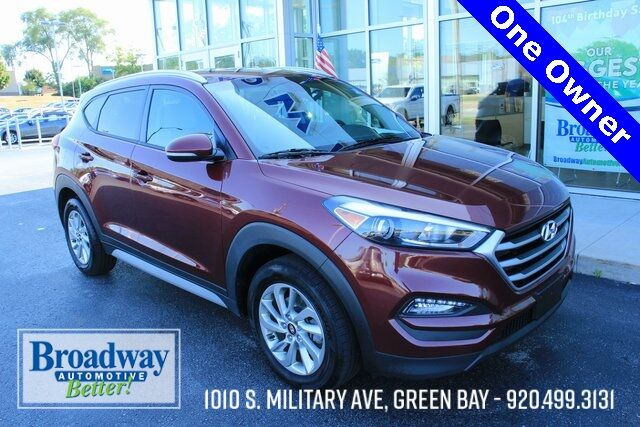 2017 Hyundai Tucson SE Plus Green Bay WI