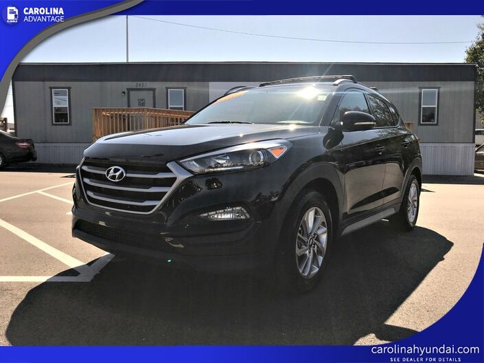 2017 Hyundai Tucson SE Plus High Point NC