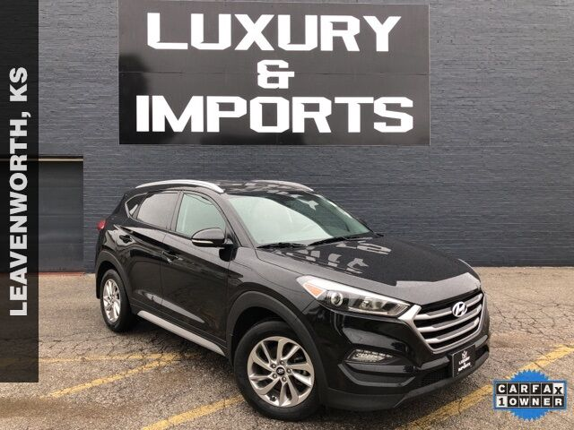 2017 Hyundai Tucson SE Plus Leavenworth KS