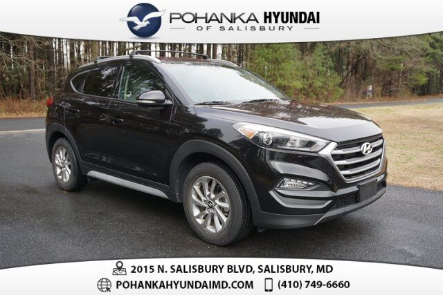 2017 Hyundai Tucson SE Plus **NICE TRADE**CERTIFIED** Salisbury MD