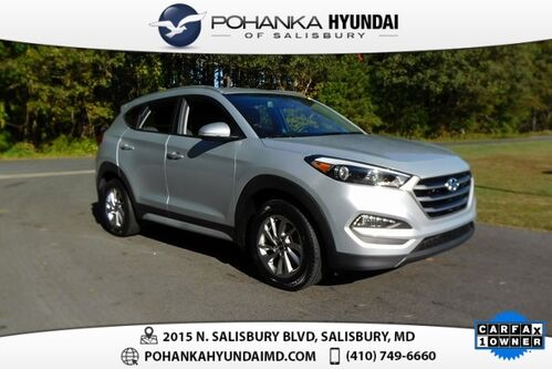 2017_Hyundai_Tucson_SE Plus **ONE OWNER**LEATHER**HEAT SEATS**_ Salisbury MD