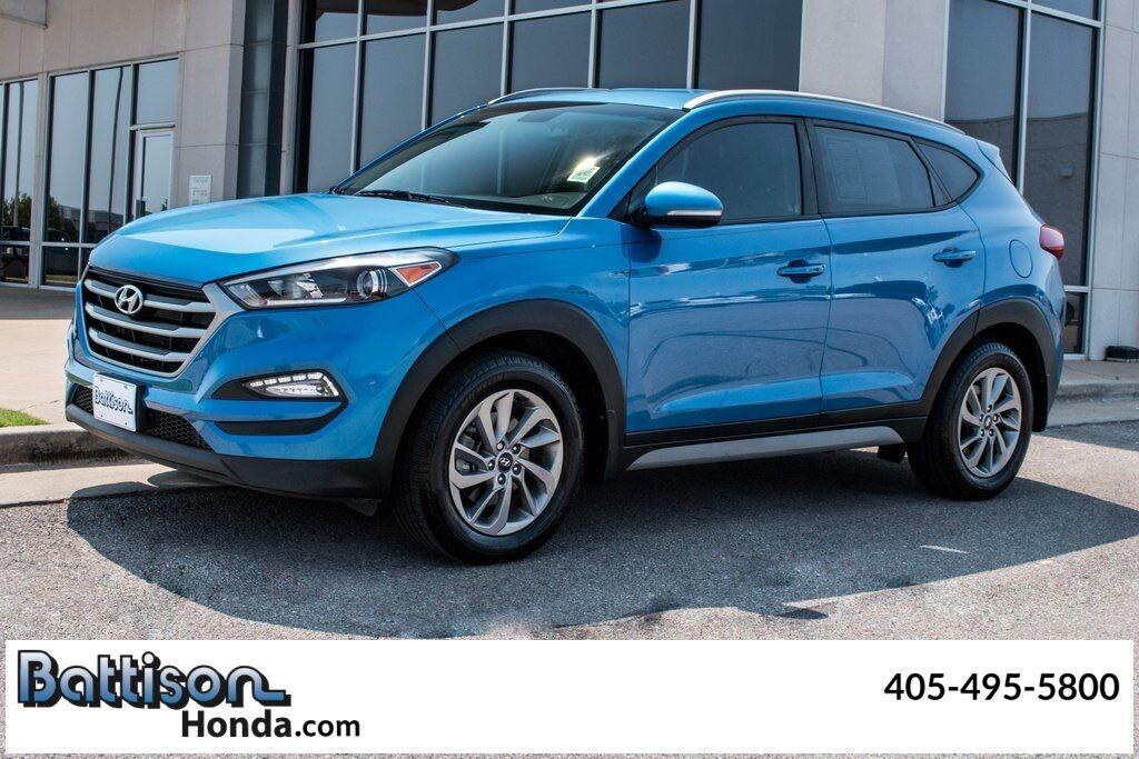 2017_Hyundai_Tucson_SE Plus_ Oklahoma City OK