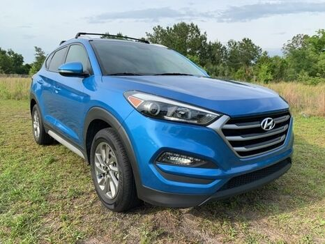 2017_Hyundai_Tucson_SE Plus_ Orlando FL