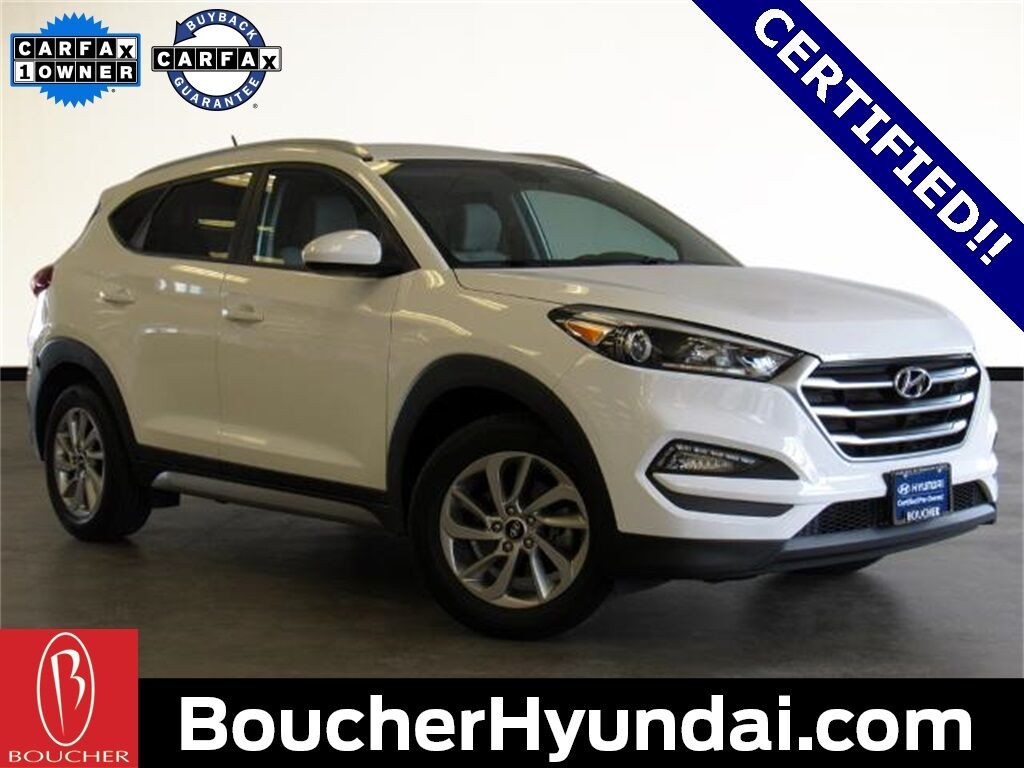 2017 Hyundai Tucson SE w/Popular Equipment Pkg Waukesha WI
