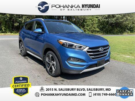 2017_Hyundai_Tucson_Sport **ONE OWNER**_ Salisbury MD