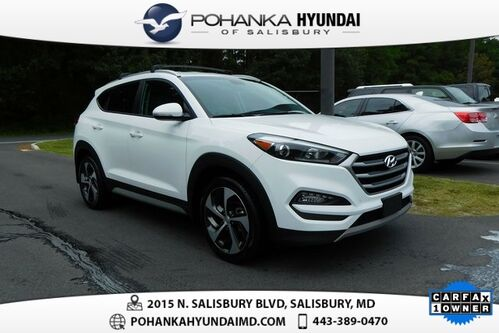 2017_Hyundai_Tucson_Sport **ONE OWNER**CERTIFIED**_ Salisbury MD