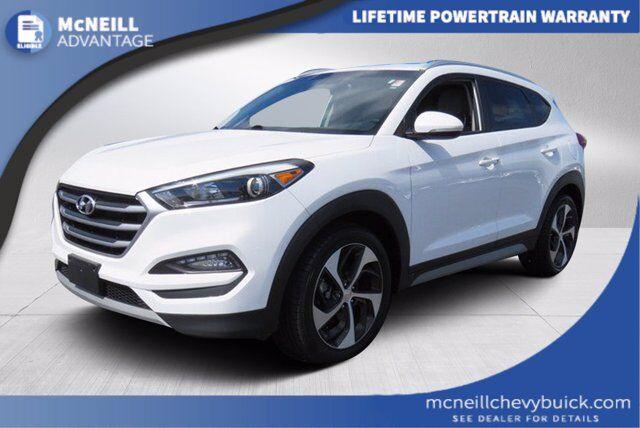 2017 Hyundai Tucson Sport Wilkesboro NC