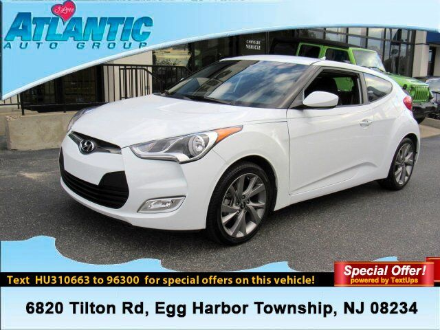 2017 Hyundai Veloster  Egg Harbor Township NJ