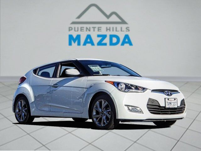 2017 Hyundai Veloster 3DR CPE DUAL CLUT City of Industry CA