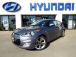 2017 Hyundai Veloster 3DR CPE VAL,DL CLTCH