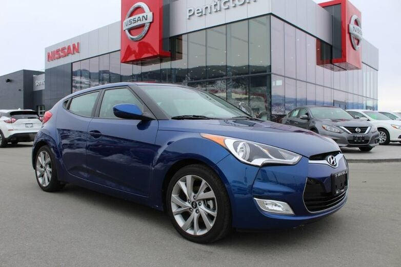 2017 Hyundai Veloster FWD, Auto, 3 Doors w/ Back Up Camera Penticton BC