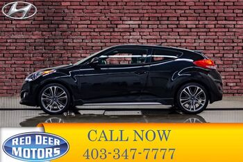 2017_Hyundai_Veloster_Turbo Leather Roof Nav_ Red Deer AB