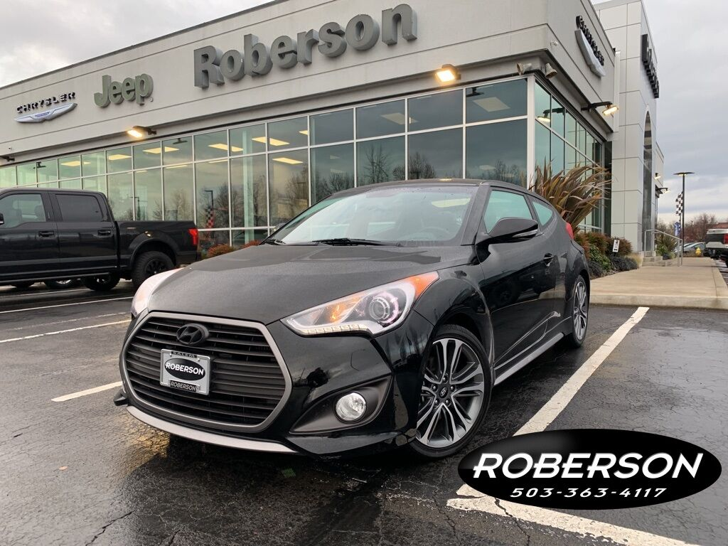 2017 Hyundai Veloster Turbo Salem OR