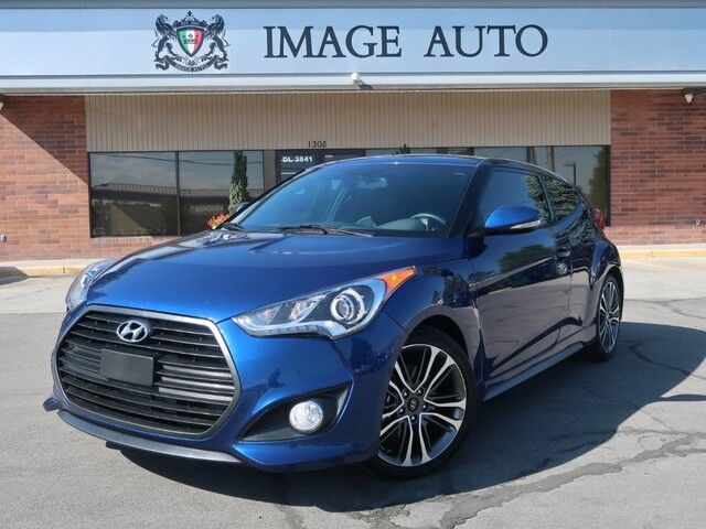 2017 Hyundai Veloster Turbo West Jordan UT