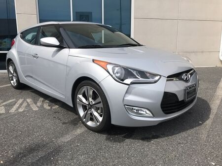 2017_Hyundai_Veloster_Value Edition ** Pohanka Certified 10 Year / 100,0_ Salisbury MD