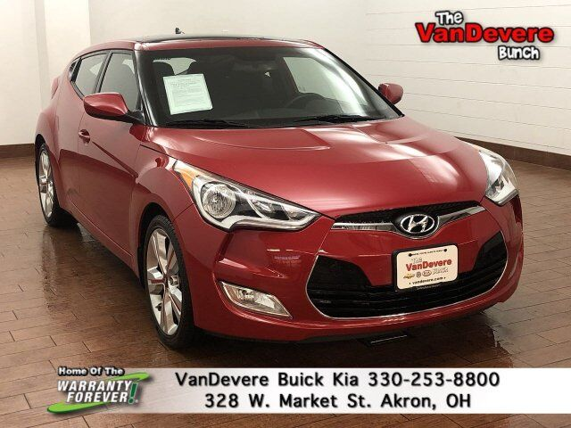 2017 Hyundai Veloster Value Edition Akron OH