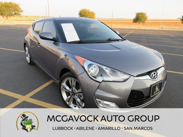 2017 Hyundai Veloster Value Edition Lubbock TX