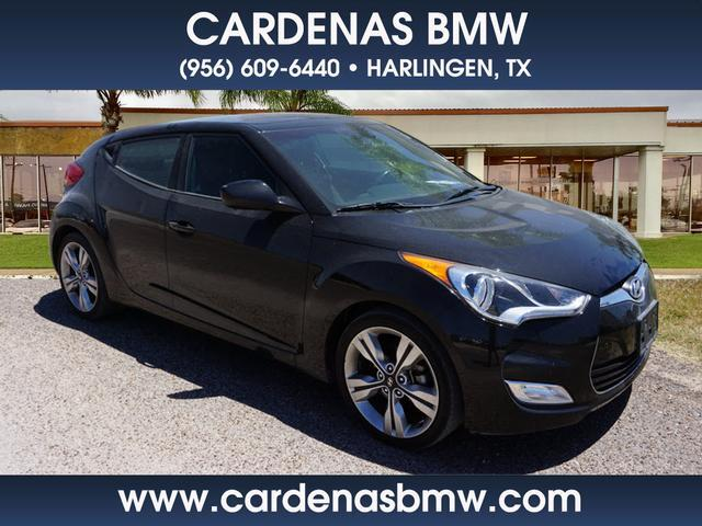 2017 Hyundai Veloster Value Edition Harlingen TX