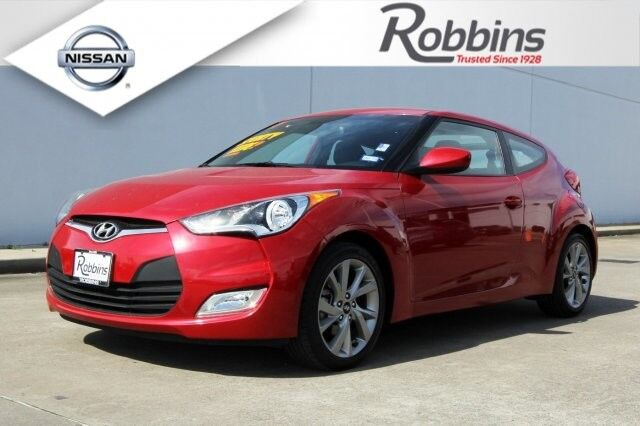 2017 Hyundai Veloster Value Edition Houston TX