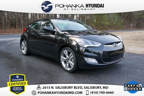 2017_Hyundai_Veloster_Value Edition **ONE OWNER**CERTIFIED**_ Salisbury MD