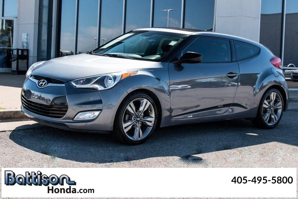 2017_Hyundai_Veloster_Value Edition_ Oklahoma City OK