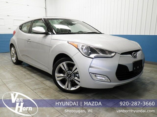 2017 Hyundai Veloster Value Edition Plymouth WI