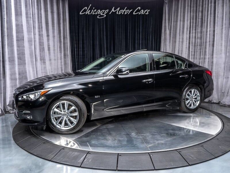 2017_INFINITI_Q50_2.0t AWD_ Chicago IL