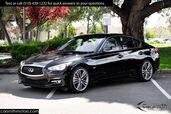 2017 INFINITI Q50 3.0t Premium AWD, Sport Wheels, Technology, Driver Assist & CPO!