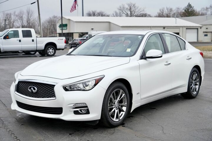 2017 INFINITI Q50 3.0t Signature Edition Fort Wayne Auburn and Kendallville IN