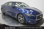 2017 INFINITI Q60 3.0t Premium NAV READY,CAM,SUNROOF,HTD STS,19IN WH