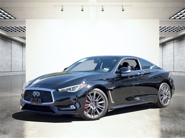 2017 INFINITI Q60 Red Sport 400 Albuquerque NM