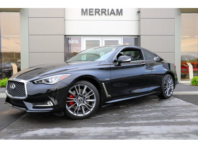 2017 INFINITI Q60 Red Sport 400 Merriam KS