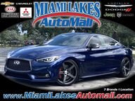 2017 INFINITI Q60 Red Sport 400 Miami Lakes FL