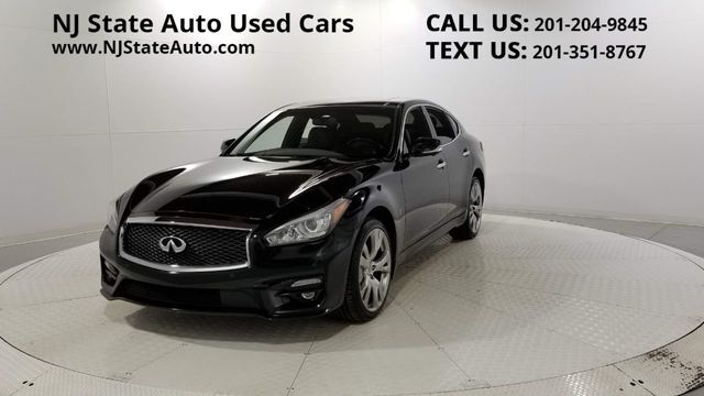 2017 INFINITI Q70 3.7 AWD Jersey City NJ