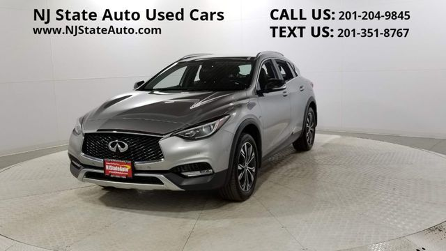 2017 INFINITI QX30 AWD Jersey City NJ