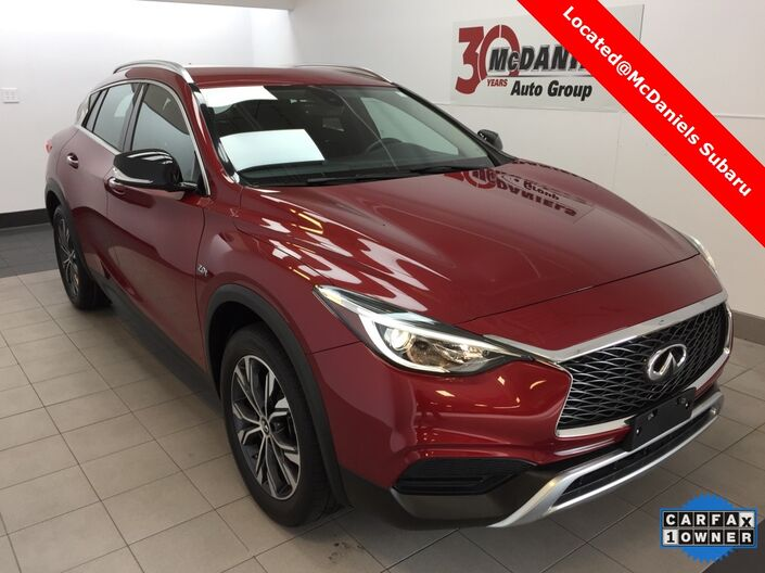 2017 INFINITI QX30 Luxury Columbia SC