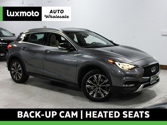 2017 INFINITI QX30 Premium AWD Back-Up Cam Pano Roof Heated Seats Portland OR