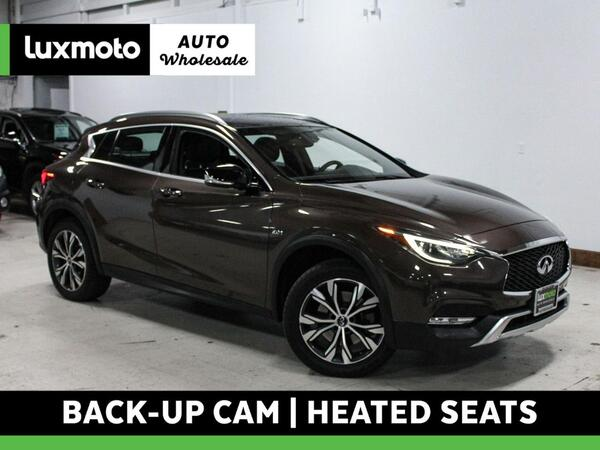 2017_INFINITI_QX30_Premium AWD Nav Back-Up Camera Heated Seats_ Portland OR