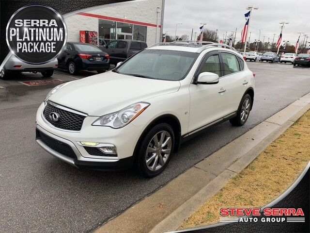 2017 INFINITI QX50 4dr suv Decatur AL
