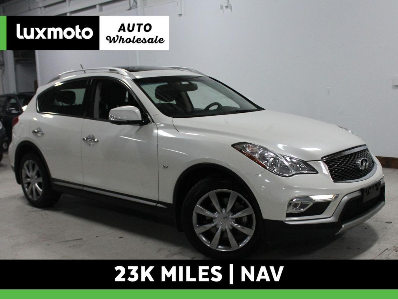 2017 INFINITI QX50 AWD 23k Miles Nav Back-Up Camera Heated Seats Portland OR
