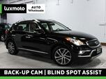 2017 INFINITI QX50 AWD Back-Up Cam Blind Spot Asst Nav Heated Seats