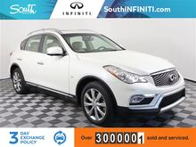 2017_INFINITI_QX50_Base_ Miami FL