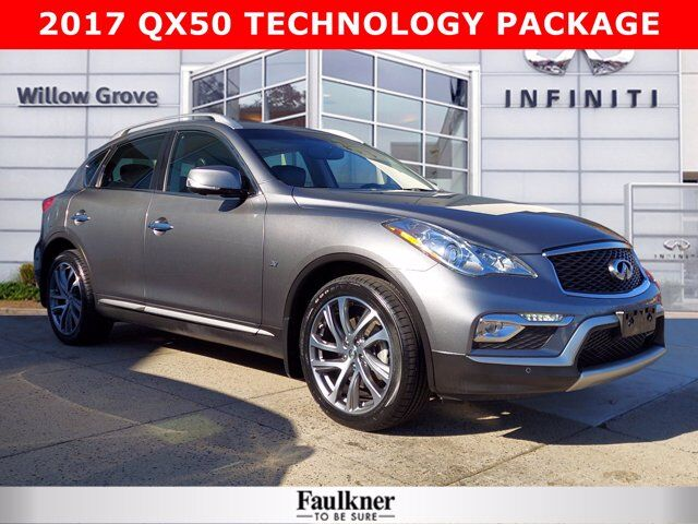 2017 INFINITI QX50 Base Willow Grove PA