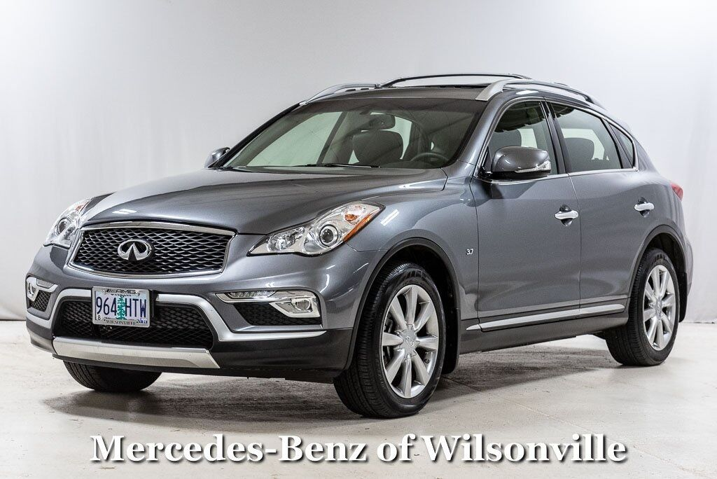 2017 INFINITI QX50 Base Wilsonville OR