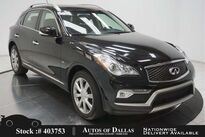 INFINITI QX50 CAM,SUNROOF,HTD STS,KEY-GO,18IN WHLS 2017