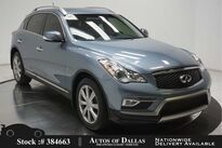 INFINITI QX50 CAM,SUNROOF,HTD STS,KEY-GO,18IN WLS 2017