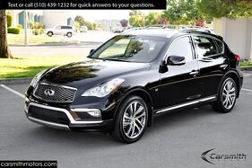 2017_INFINITI_QX50_LOADED with almost $10,000 In Options & CPO!_ Fremont CA