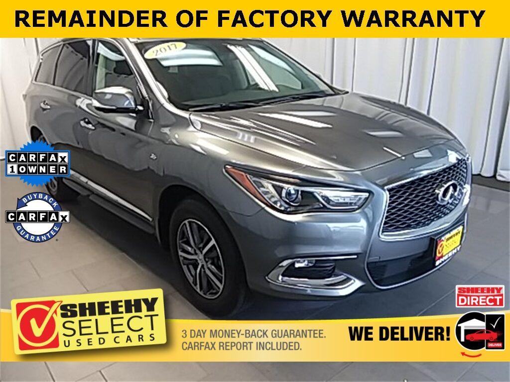 2017 INFINITI QX60 ALL-WHEEL DRIVE Springfield VA